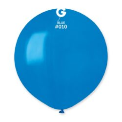 010 Blue 19in 25 Solid Color