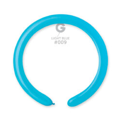 009 Light Blue  2in 50 Solid Color