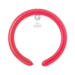 005 Red  2in 50 Solid Color