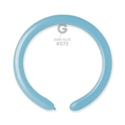 072 Baby Blue 2in 50 Solid Color
