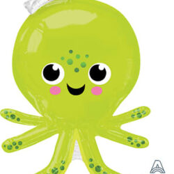 34Inc Silly Octopus SuperShape