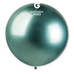 093 Shiny  Green 31in 1 Solid Color