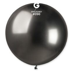 090 Shiny  Space Grey 31in 1 Solid Color